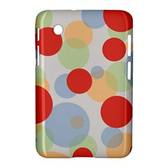 Contrast Analogous Colour Circle Red Green Orange Samsung Galaxy Tab 2 (7 ) P3100 Hardshell Case