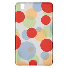 Contrast Analogous Colour Circle Red Green Orange Samsung Galaxy Tab Pro 8 4 Hardshell Case by Alisyart
