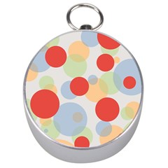 Contrast Analogous Colour Circle Red Green Orange Silver Compasses by Alisyart