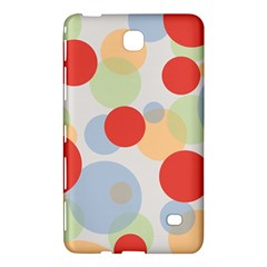 Contrast Analogous Colour Circle Red Green Orange Samsung Galaxy Tab 4 (8 ) Hardshell Case  by Alisyart