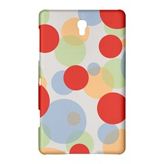 Contrast Analogous Colour Circle Red Green Orange Samsung Galaxy Tab S (8 4 ) Hardshell Case  by Alisyart