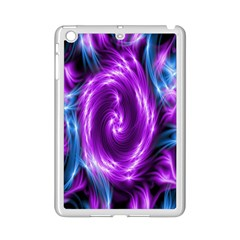 Colors Light Blue Purple Hole Space Galaxy Ipad Mini 2 Enamel Coated Cases
