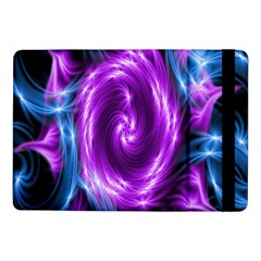 Colors Light Blue Purple Hole Space Galaxy Samsung Galaxy Tab Pro 10 1  Flip Case