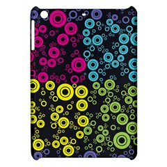 Circle Ring Color Purple Pink Yellow Blue Apple Ipad Mini Hardshell Case by Alisyart