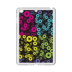Circle Ring Color Purple Pink Yellow Blue Ipad Mini 2 Enamel Coated Cases