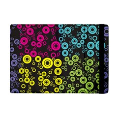 Circle Ring Color Purple Pink Yellow Blue Ipad Mini 2 Flip Cases by Alisyart