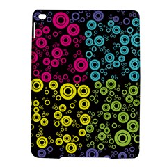 Circle Ring Color Purple Pink Yellow Blue Ipad Air 2 Hardshell Cases by Alisyart