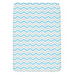 Free Plushie Wave Chevron Blue Grey Gray Flap Covers (s)  by Alisyart