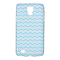Free Plushie Wave Chevron Blue Grey Gray Galaxy S4 Active by Alisyart