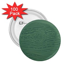 Illustration Green Grains Line 2 25  Buttons (100 Pack)  by Alisyart