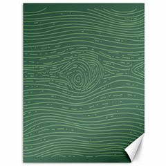 Illustration Green Grains Line Canvas 36  X 48   by Alisyart