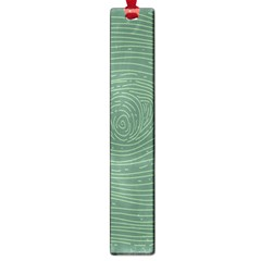 Illustration Green Grains Line Large Book Marks