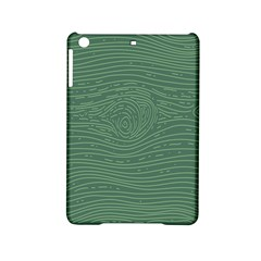 Illustration Green Grains Line Ipad Mini 2 Hardshell Cases by Alisyart