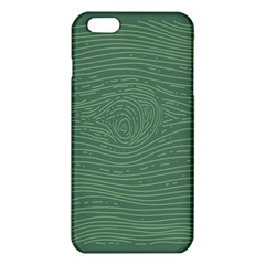 Illustration Green Grains Line Iphone 6 Plus/6s Plus Tpu Case