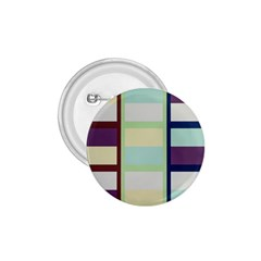 Maximum Color Rainbow Brown Blue Purple Grey Plaid Flag 1 75  Buttons by Alisyart