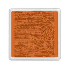 Illustration Orange Grains Line Memory Card Reader (square)  by Alisyart