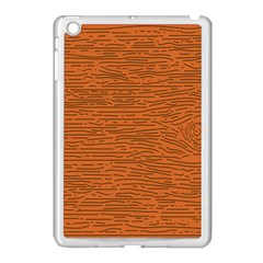 Illustration Orange Grains Line Apple Ipad Mini Case (white) by Alisyart