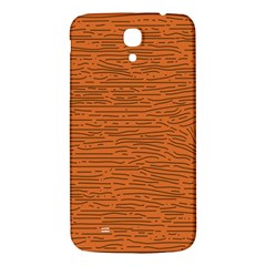 Illustration Orange Grains Line Samsung Galaxy Mega I9200 Hardshell Back Case