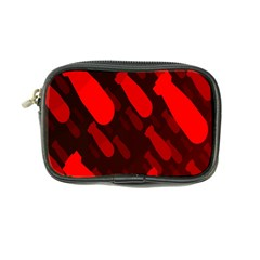 Missile Rockets Red Coin Purse