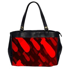 Missile Rockets Red Office Handbags (2 Sides)  by Alisyart