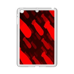 Missile Rockets Red Ipad Mini 2 Enamel Coated Cases