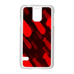 Missile Rockets Red Samsung Galaxy S5 Case (white)