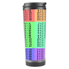 Multiplication Printable Table Color Rainbow Travel Tumbler by Alisyart