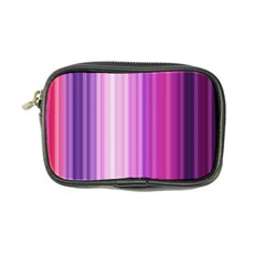 Pink Vertical Color Rainbow Purple Red Pink Line Coin Purse by Alisyart