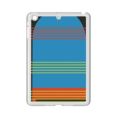 Sketches Tone Red Yellow Blue Black Musical Scale Ipad Mini 2 Enamel Coated Cases