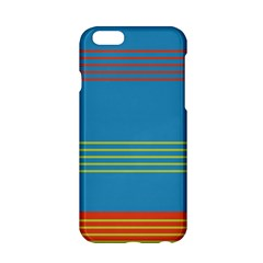 Sketches Tone Red Yellow Blue Black Musical Scale Apple Iphone 6/6s Hardshell Case