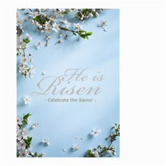 Easter Risen  Celebrate The Savior Small Garden Flag (two Sides) by strawberrymilkstore8
