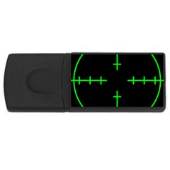 Sniper Focus Usb Flash Drive Rectangular (4 Gb) by Alisyart