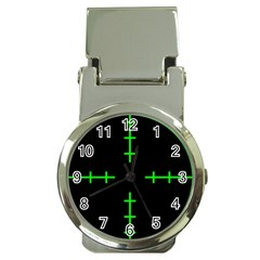 Sniper Focus Money Clip Watches by Alisyart