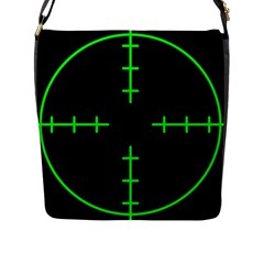 Sniper Focus Flap Messenger Bag (l)