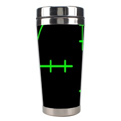 Sniper Focus Stainless Steel Travel Tumblers by Alisyart
