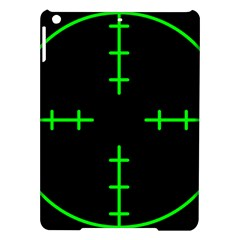 Sniper Focus Ipad Air Hardshell Cases by Alisyart