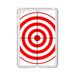 Sniper Focus Target Round Red Ipad Mini 2 Enamel Coated Cases
