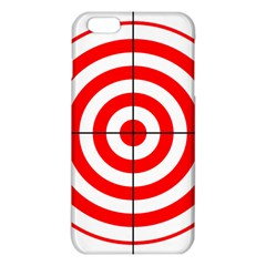 Sniper Focus Target Round Red Iphone 6 Plus/6s Plus Tpu Case by Alisyart
