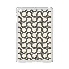 Shutterstock Wave Chevron Grey Ipad Mini 2 Enamel Coated Cases