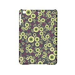 Ring Circle Plaid Green Pink Blue Ipad Mini 2 Hardshell Cases by Alisyart