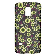 Ring Circle Plaid Green Pink Blue Galaxy S5 Mini by Alisyart