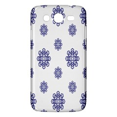 Snow Blue White Cool Samsung Galaxy Mega 5 8 I9152 Hardshell Case