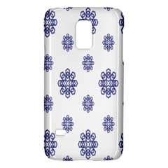 Snow Blue White Cool Galaxy S5 Mini by Alisyart