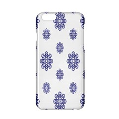 Snow Blue White Cool Apple Iphone 6/6s Hardshell Case by Alisyart