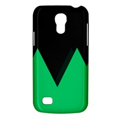 Soaring Mountains Nexus Black Green Galaxy S4 Mini by Alisyart