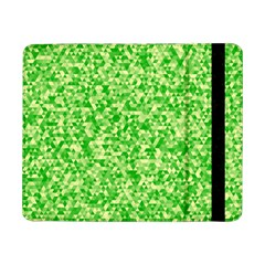 Specktre Triangle Green Samsung Galaxy Tab Pro 8 4  Flip Case by Alisyart