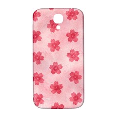 Watercolor Flower Patterns Samsung Galaxy S4 I9500/i9505  Hardshell Back Case by TastefulDesigns