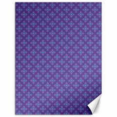 Abstract Purple Pattern Background Canvas 18  X 24   by TastefulDesigns