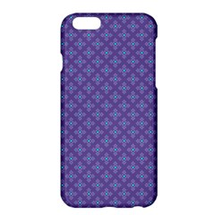 Abstract Purple Pattern Background Apple Iphone 6 Plus/6s Plus Hardshell Case by TastefulDesigns