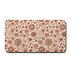 Retro Sketchy Floral Patterns Medium Bar Mats by TastefulDesigns